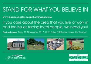 Be A Councillor Event