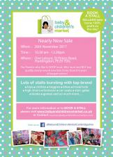 Baby & Children's Market - Nearly New Sale