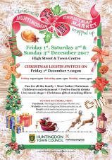 Huntingdon's Christmas Market