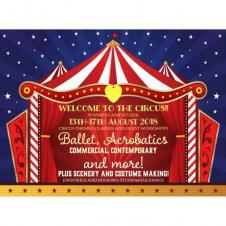 Summer Camp at GDA - Welcome to the Circus!