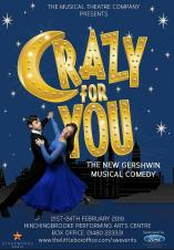 Hinchingbrooke Performing Arts Centre | Crazy For You Presented by the Musical Theatre Company
