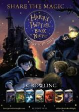 Huntingdon Library | Harry Potter Book Night: a celebration of all things Hogwarts