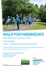 Walk for Parkinsons