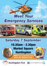Meet your Emergency Services Day