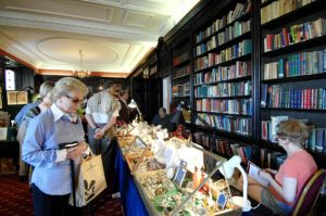 Hinchingbrooke House | Lomax Antiques Fair
