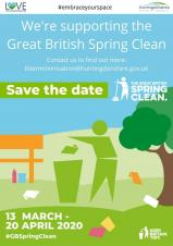Hinchingbrooke Community Litter Pick