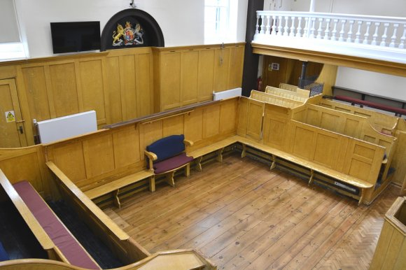 Wedding Venue - Court Room One