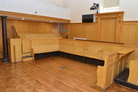 Wedding Venue - Court Room Two