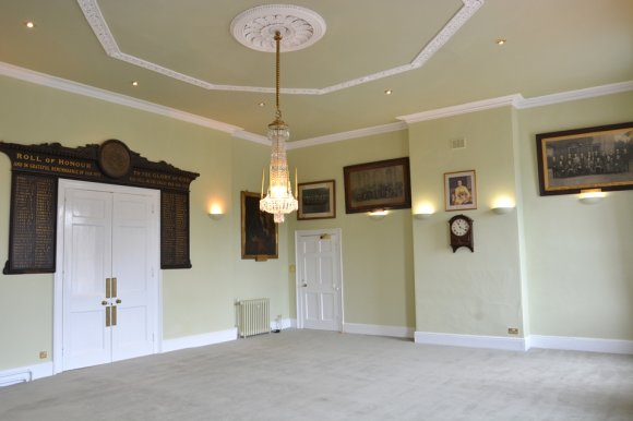 Wedding Venue - Council Chamber