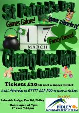 St Patrick's Day Charity Race Night